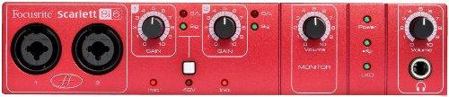Preisvergleich Produktbild FOCUSRITE SCARLETT 8I6 Audio Interfaces Usb
