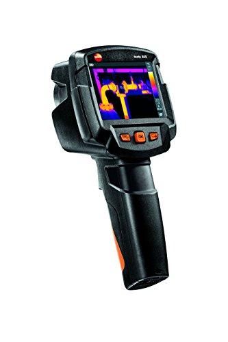 Testo SE & Co.KGaA Wärmebildkamera 868 Wärmebildkamera  im Test