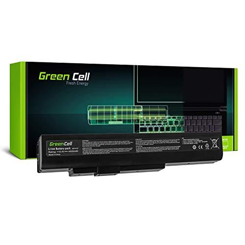 Green Cell® A32-A15 A42-A15 Laptop Akku für Medion Akoya E6221 E6222 E6227 E6234 E7219 E7220 E7221 E7222 P6631 P6633 P6634 P6640 P6815 P7621 P7815 P7818 Erazer X6815 X6816