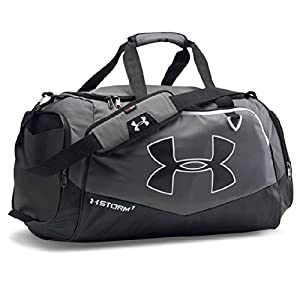 Undeniable Medium Duffle II – Beta Orange/noir, mixte, Graphite/ Black/ White