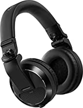 Pioneer DJ – Nuove Cuffie Over-Ear Professionali | Eccellente Qualità Sonora | Durata Superiore e Funzionalità Migliorate per DJ Professionisti – Nero
