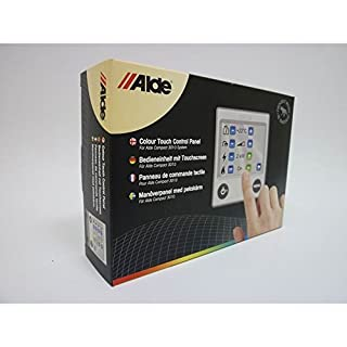 Alde Colour Touch Control Panel & Frame (One Size) (Multicoloured)