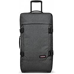 Eastpak Tranverz M Valise, 67 cm, 78 L, Gris (Black Denim)