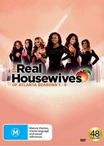 The Real Housewives of Atlanta - Complete Series - 48-DVD Box Set ( ) [ Australische Import ] - Atlanta Housewives Dvd