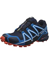 Salomon Herren Speedcross 4 Gtx Traillaufschuhe, Rot