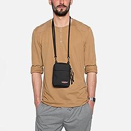 Acheter Eastpak Buddy Sac Bandoulière, 18 cm, Noir... en ligne