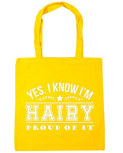 hippowarehouse-oui-i-know-im-hairy-proud-of-it-sac-a-shopping-sac-de-plage-42-cm-x38-cm-10-litres-ja