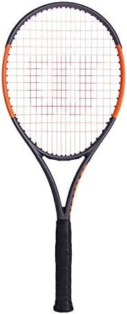 Wilson Burn 100 LS Tns Frm W/O Raqueta de Tenis, Unisex Adulto