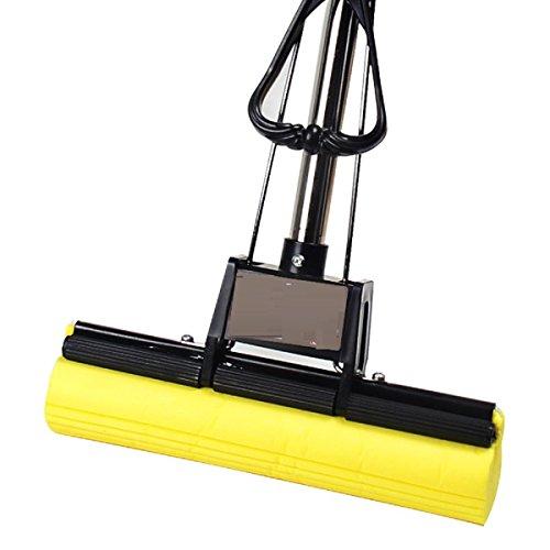 GAOJIAN 27Cm Roller Mop Starke saugfähige Schwamm Kleber Baumwolle Mop Boden Reinigung Tool Mops