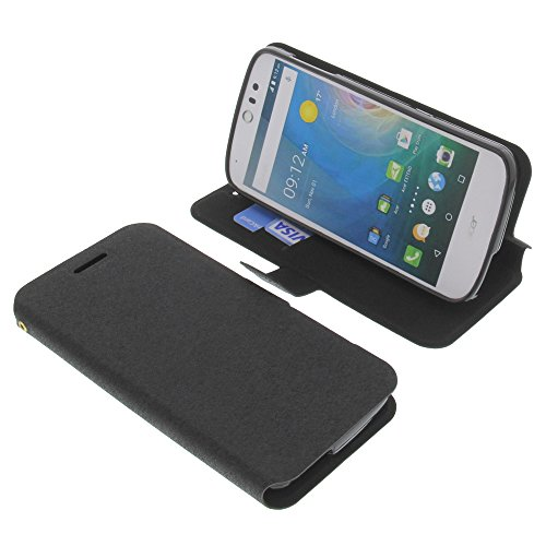 foto-kontor Tasche für Acer Liquid Z530 Liquid M530 Book Style schwarz Schutz Hülle Buch