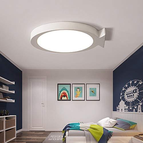 FXING Iluminación Interior de LUZ EMPOTRADA LED postmoderno Parche geometría Forma Pescado...