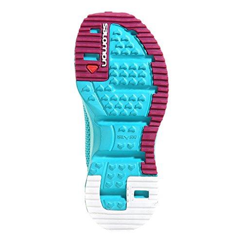 Salomon Rx Slide 3 0, Sandales Plateforme Femme blue