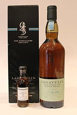 Lagavulin - The Distillers Edition 1998 - lgv.4/503 - 43.0% - *50ml Sample*