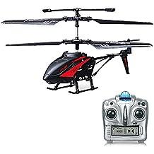 GoStock RC Helikopter, Hubschrauber Ferngesteuert 3,5 Kanal mit Gyro RC Flugzeug Drohne Spielzeug für Kinder