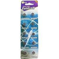 10 Eunicell 1.5v/ AG5 Batteries Eunicell