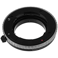 Fotodiox–Adattatore per obiettivi Contax G su fotocamera Fujifilm X-Pro1, Fotodiox