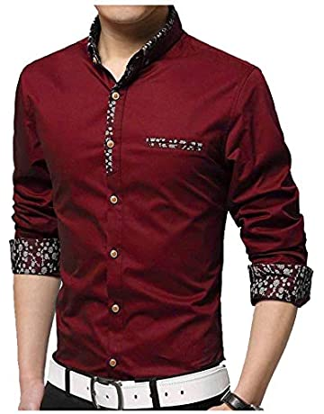 4348cc6092a80 Casual Shirts For Men: Buy Casual Shirts online at best prices in ...
