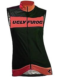 Uglyfrog 2018#21 Ciclismo Hombres Chalecos de Bicicleta Conjunto de Ropa de Ciclo Sleeveless Jersey de Manga…