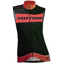 Uglyfrog 2018#21 Ciclismo Hombres Chalecos de Bicicleta Conjunto de Ropa de Ciclo Sleeveless Jersey