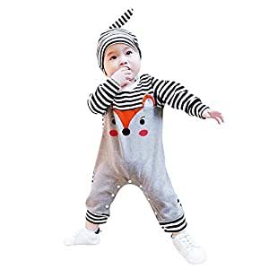 Baby Boys Girls Jumpsuit Romper Toddler Newborn Fall Winter Dinosaur Zip Hooded Pajamas Homewear Coats Outtop TM