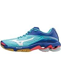 Chaussures Femme Mizuno Wave Lightning Z2 bleu/rose/bleu éclatant