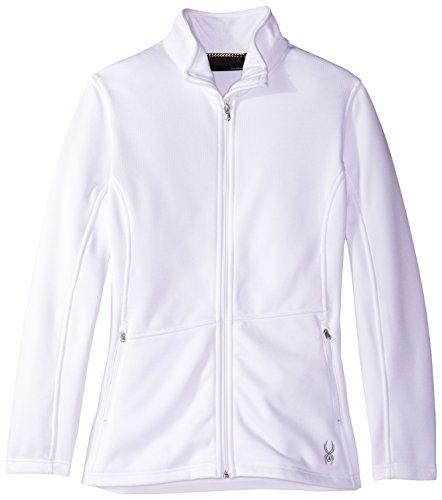 Spyder Femme aux Pull XL White/White