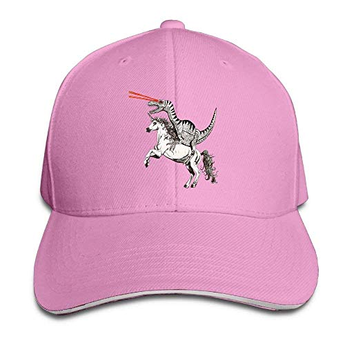Raptor & Unicorn Cap Unisex Low Profile Baseball Hat