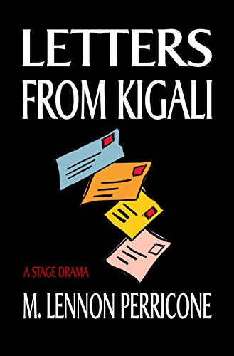 Letters from Kigali (English Edition)