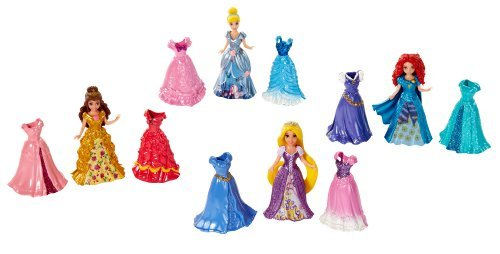 mattel-disney-princess-little-kingdom-magiclip-fashion-giftset