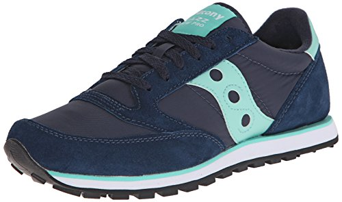 Sneakers uomo Saucony Jazz Low Pro - Navy/Mint, Navy/Mint, 48