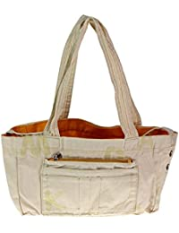 Mandarina Duck Shopping v2t04 Kleine Shopper Cotton Funda aprox. 30 x 18 x 10 cm (B: H: T)