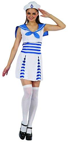 Costume marinaio donna Medium