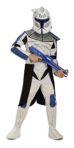 Star Wars Clone Trooper Kostüm Jumpsuit Leader Rex - Kostüm ()