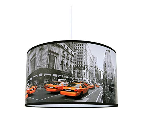 Suspension 1 ampoule E27/60 W/230 V New York