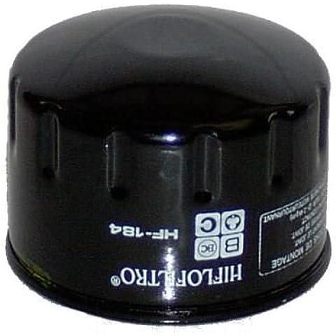 3x Filtri olio Gilera Fuoco 500 LT 2014 Hiflo HF184 - Fuoco Olio