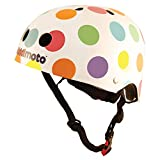 Kiddimoto - Casque Helmets - Pastel Dotty Small