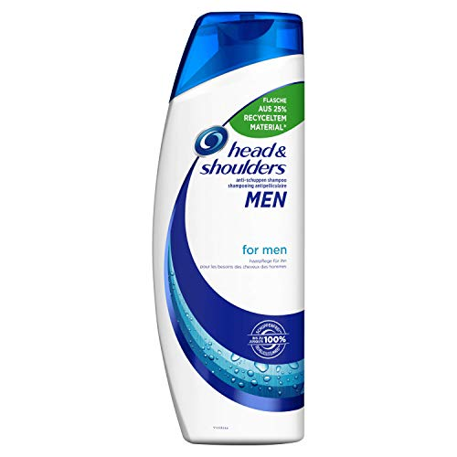 Head & Shoulders For Men Anti-Schuppen Shampoo, 500 ml