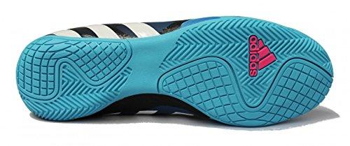 Adidas Predito Instinct IN Herren Fussballschuhe Hallenschuhe Schuhe Fußball M17683 solblu/runweiss/schwarz1