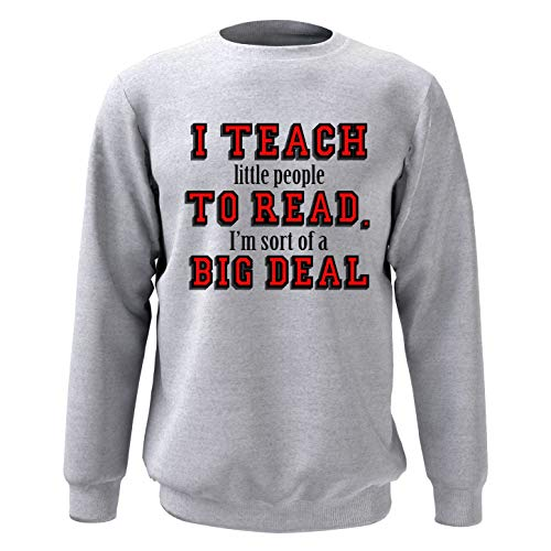 14e53e618 King Shirt I Teach Little People To Read I'm Sort of A Big Deal