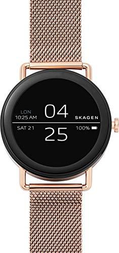 Skagen Reloj Digital para Unisex de Cuarzo con Correa en Acero Inoxidable SKT5002
