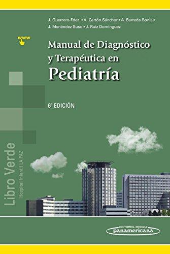 Manual de Diagnóstico y Terapéutica en Pediatría 6ªEd.