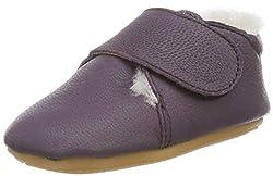 Däumling Baby Mädchen Luca Sneaker, Violett (Nappa Cf Fiesole 20), 17 EU