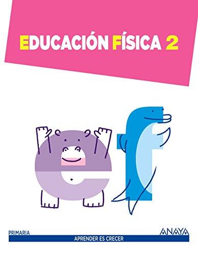 Educación Física 2. (Aprender es crecer) - 9788467875041 por Purificación Villada Hurtado