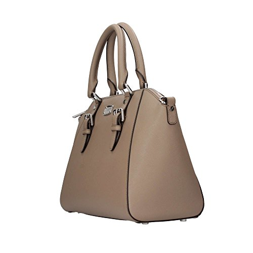 Michael Kors 35H5SC6S3L DK TAUPE Borsa A Mano Donna Taupe