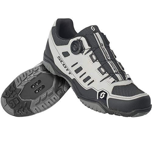 Scott Sport Crus-r Boa Damen MTB Trekking Fahrrad Schuhe Reflective grau/schwarz 2019: Größe: 39