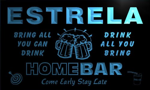 q13627-b-estrela-family-name-home-bar-beer-mug-cheers-neon-light-sign