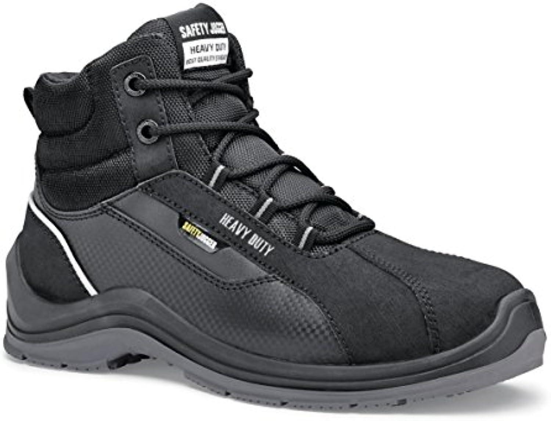Zapatos para Crews ELEVATE81 Botas de seguridad unisex, Puntera de acero,