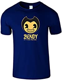 Bendy And The Ink Machine Hommes Femmes Dames Drole T Shirt