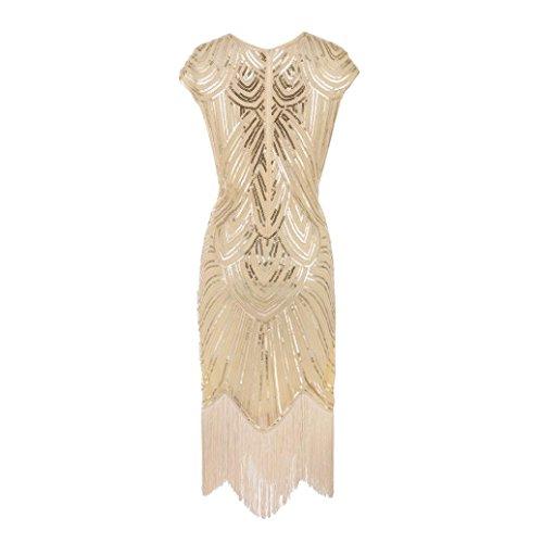 Vectry Kleid Damen, Kleid Brautjungfernkleid Petticoat Lange Kleid Sommer Jumpsuit Kurz Ballkleid...