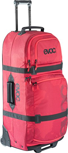 Evoc Reisetasche World Traveller, red/ruby, 50 x 27 x 14 cm, 125 Liter, 7016304615